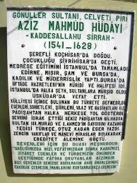 Aziz Mahmud Hüdayi Kimdir?