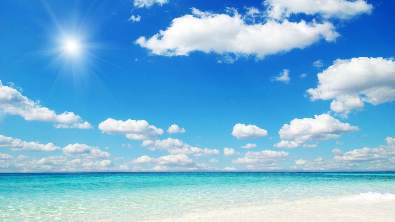 gökyüzü neden mavi