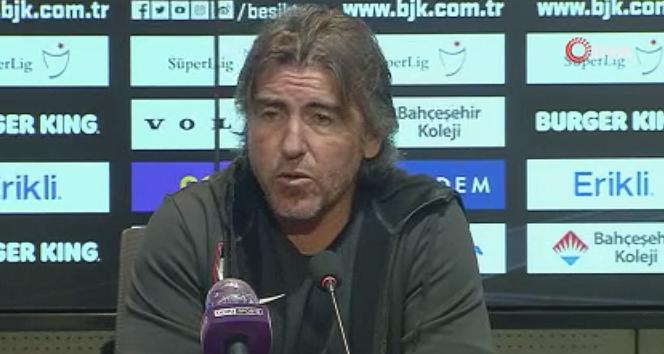 Ricardo Sa Pinto, Beşiktaş'a ilk kez yenildi